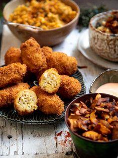 MAC AND CHEESE 3 WAYS - Avant-Garde Vegan,  #AvantGarde #Cheese #Mac #ThanksgivingRecipesmacandcheese #Vegan #Ways