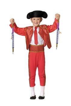 Disfraz de #torero para niño