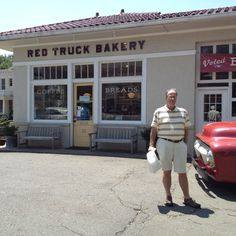 Red Truck Bakery Warrenton, VA