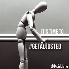 "Can't tell you how many times I've heard, ""I wish I would have done this sooner"". #getadjusted #tulsa #gonstead #chiropractic #iwish #itstime"