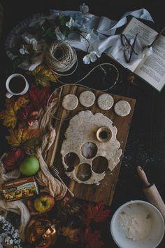 Dutch Apple Pie Cookies with a Caramel-Apple Glaze | TermiNatetor Kitchen - Nathaniel Crawford