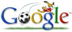 Google Doodle 87. 2002 World Cup