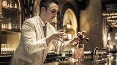 We recently sat down with bartending royalty, Chris Lowder, the former Head Bartender at the Four Seasons in Seoul, South Korea.