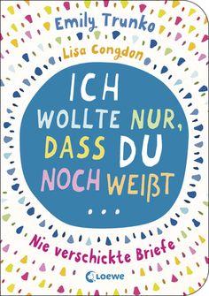 SandrasBookcorner - Buchtipps für Jugendbücher : Ich wollte nur, dass Du noch weißt    Loewe Verlag...