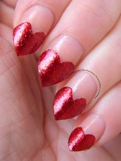 Toxic Vanity: Heart Nails para concurso Teufeu