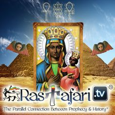 Ethiopians are being deceived. Black people have been deceived. We read an article on how a Canaanite goddess conquered...
