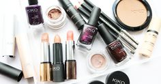 We Were Raised By Wolves: Makeup Review & Swatches: KIKO Sales Haul - Nail Lacquers, Lipsticks, Lipliners, Dark Circle Concealers, Cream Crush Eyeshadows + Bronzer!