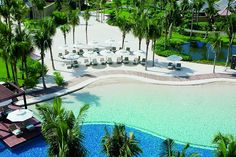 Escape to The Ritz-Carlton Sanya, Yalong Bay, a resort featuring a private beach, the region's largest spa, luxury accommodations and unmatched golf. China Travel, China Trip, Sanya, Beach Holiday, Luxury Life, Beach Day, Luxury Travel, Cool Places To Visit, Family Travel