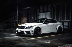 Mercedes C63 AMG Black Series...