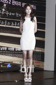 "[2014.07.07] Kim Sae Ron at ""High School"" press conference"