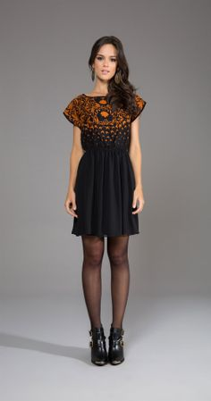 Vestido Borboletário | Novidades | Antix Store