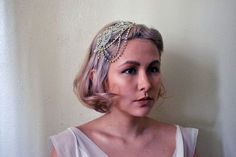 Three Glamorous DIY Gatsby-Inspired Headbands