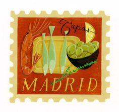 MADRID y sus famosas tapas !! Inigualables.