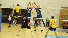 Volei masculin: Sezonul regulat aproape de final în Divizia A1 la volei masculin | Programul etapei a 22-a