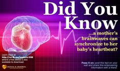 "The preliminary findings of a recent study demonstrate further that electromagnetic waves produced by one person's heartbeat can be detected by the brains and nervous systems of others around them. The study explored the potential to measure energetic heart-brain interactions that may be occurring between a mother and her infant, and found that the brain waves of the mother as determined by their emotional coherence would synchronize to the babies heartbeat.  ""These results add to the…"