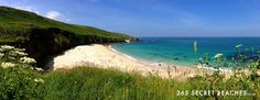 Portheras Cove, West Cornwall http://365secretbeaches.co.uk/cornwall/portheras-cove/
