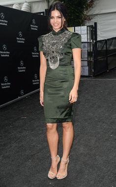 Jenna Dewan-Tatum from Stars at New York Fashion Week Spring 2015 | E! Online