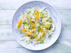 Potato Salad, Cabbage, Salads, Vegan Recipes, Good Food, Dinner Recipes, Soup, Lunch, Vegetables