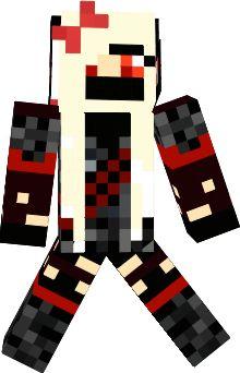 Minecraft Assassin Girl Skin | Girl Assassin - NovaSkin gallery - Minecraft Skins
