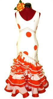 Laura Flamenco Dress