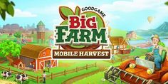 Big Farm Mobile Harvest Hack Cheat Online Generator Dollars  Big Farm Mobile Harvest Hack Cheat Online Generator Dollars and Gold Unlimited This new Big Farm Mobile Harvest Hack Online is ready to be used. You will be sure that this one will be working fine for you and you will enjoy it. This game is really popular nowadays and has a lot of interesting... http://cheatsonlinegames.com/big-farm-mobile-harvest-hack/