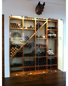 idea for wine cellar - Home and Garden Design Idea's
