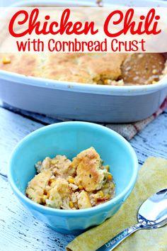 chicken chili with cornbread crust chicken chili with cornbread crust ...