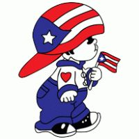 Logo of Puerto rico kid Puerto Rican Power, Puerto Rican Flag, Puerto Rico Tattoo, Puerto Rico Trip, Pr Flag, Taino Symbols, Puerto Rico Pictures, Boy Tattoos, Faith Tattoos