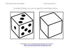 Resultado de imagen de orientacion espacial copiar dibujos