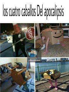 Ola ia iege al numero ies Dark Humour Memes, Dankest Memes, Jokes, Funny Images, Funny Pictures, Pinterest Memes, Image Memes, Otaku Meme, Spanish Memes