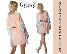 Gypsy 05 Pastel belted dress $129!  Our Lightweight Spring dress with a belted waist is the ultimate fun flirty going out dress! Order yours now!  https://www.lalunacouture.com/gypsy-05-pastel-belted-dress.html  #‎gypsy05‬ ‪#‎dress‬ ‪#‎spring‬ ‪#‎boho‬ ‪#‎lookbook‬