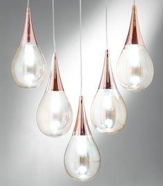 Gold Ceiling Light, Kitchen Ceiling Lights, Ceiling Light Design, Kitchen Pendant Lighting, Kitchen Pendants, Pendant Lamp, Lamp Light, Interior Lighting, Home Lighting