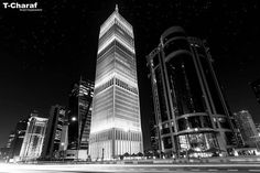 Al Asmakh Tower #Doha #Qatar @tcharafphoto  Like  Comment  Tag  TAG YOUR Awesome Photos  #Qatarism