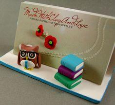 Porta tarjetas o sobres etc ideal para el dia del maestro