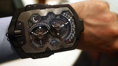 5 minutes on the wrist - The URWERK UR-1001 Titan