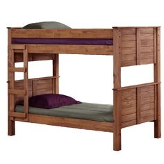 Twin Bunk Bed | Wayfair