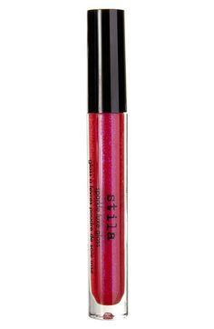 Love Stila products.  I'm sure this new lip gloss would not disappoint!