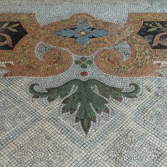 Mosaico no MABE - Belém/PA. Foto: Greyce Sousa Guerra.