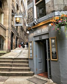 This tiny little Scottish pub may be small but has bags of character and was awarded Edinburgh & South East Scotland's Pub of the Year in… Scotland Travel Destinations Oh The Places You'll Go, Places To Travel, Places To Visit, Travel Destinations, Holiday Destinations, Halfway House, Fairy Pools, Scotland Travel, Scotland Trip