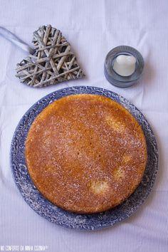 No Conforto da Minha Cozinha...: Bolo de Iogurte e Limão...para quem vive sozinho e...
