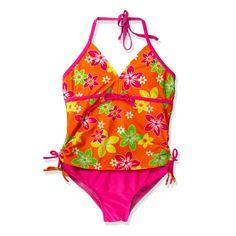 Jump'N Splash Girl's Tankini Swimsuit