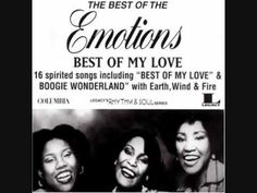 Emotions - Best Of My Love (HQ with lyrics)