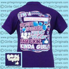 Girlie Girl™ Originals T-shirt
