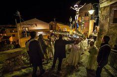 La Processione di Assoro #easterinsicily #visitsicily #Assoro