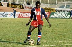 Jean-Pierre Adams (PSG) 1977