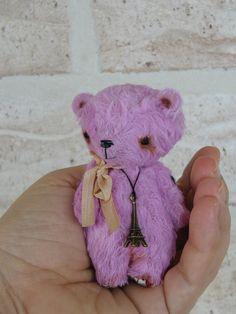 Paris the Bear by Woollybuttbears by Woollybuttbears on Etsy