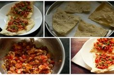 Masala Papad is one of the starters we order when we go to dinner out, which is a rare occurrence. so till the main course is served, we happily enjoy nibbling into the spicy and crisp Masala Papads. This is not a recipe as such, but just a method in which you can add your own spice or herb variations...  Read More