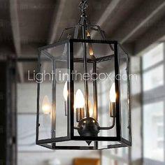 MAX 40W Plafond Lichten & hangers , Traditioneel / Klassiek / Vintage…