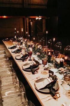 15 Beautiful Ideas For Castle Wedding ❤ castle wedding wedding table decoration Jessie Schultz Photography #weddingforward #wedding #bride