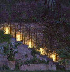 Lámpara para jardín y chillouts 45CM